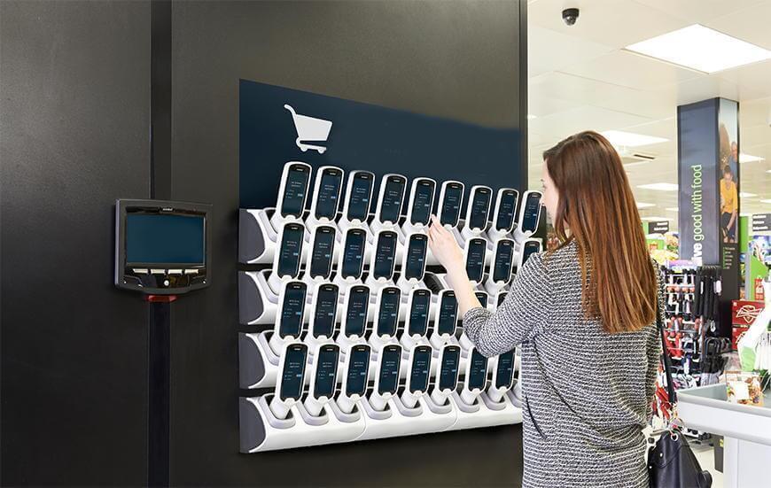 Samonaplatni automati